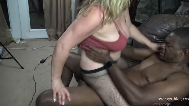 Cleaning Dick After Creampie